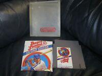 Bases Loaded 2 Second Season Nintendo NES Game