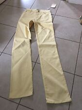 Pantalon I Blues Taille 36 Jaune