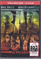 3 Dvd Box BAD BOYS 1+2+ 3 FOR LIFE trilogia serie collezione completa nuovo
