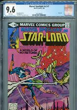Marvel Spotlight V2 #7 (Marvel 1980) CGC Certified 9.6 - Star Lord