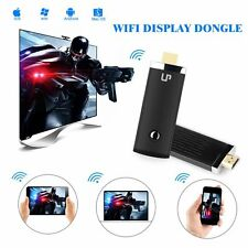 HDMI Wireless Display Dongle Receiver 5GHz Mobile Screen Cast Mirroring Adapter