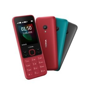Nokia 150 2020 Dual Sim Unloced Mobile Phone FM radio MP3 player Bluetooth