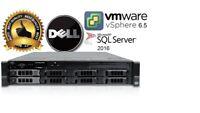 Dell PowerEdge R720, 2x Six CORE XEON, E5-2620 2.40Ghz, 2.4TB,48GB-RAM,PERC H710