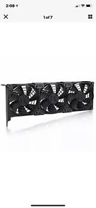 Wathai Pcl Slot Fan 90mm 92mm Fans Brushless Cooling Fan for VGA Graphic Card Co