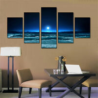 HOT Large Modern Hand-painted Art Oil Painting Wall Decor canvas (NO frame)