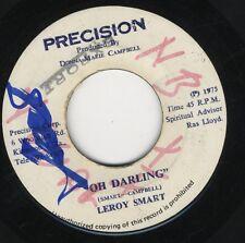 "Leroy Smart – Oh Darling / Let's Dub ORIG JA 7"" 1975 VG+ ROOTS Precision"