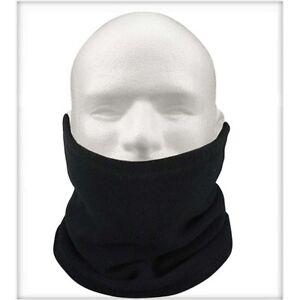 Thermal Fleece Cycling/Running Snood/Neck/Neckie Warmer/Scarf/Face Covering/Mask