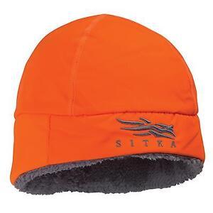 Sitka Ballistic Beanie Blaze Orange ~ New ~ One Size Fits All