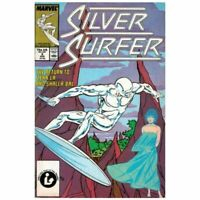 Silver Surfer (1987 series) #2 in Very Fine + condition. Marvel comics [*om]