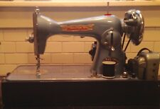 Vintage Remington Deluxe Sewing Machine Exceptional Condition