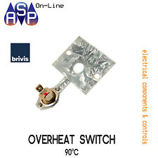 BRIVIS 90°C OVERHEAT SWITCH FOR DUCTED HEATERS - PART# B010745