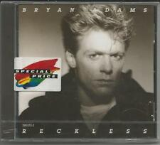 "BRYAN ADAMS ""Reckless"" CD 1984 Germany NEU & OVP NEW/Sealed"