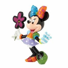 DISNEY by BRITTO Minnie Mouse Flower NEU/OVP Maus m. Blume Popart Design 4058180