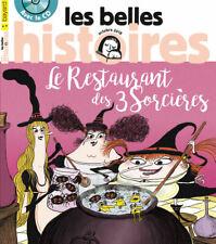 Les belles histoires N°550 Le Restaurant des Sorcières + le CD de l'histoire