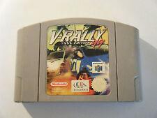V Rally Edition 99 - Nintendo 64 - Cartouche Seule - Occasion