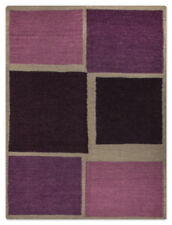 Patchwork Hand-Woven Indian Regional Rugs