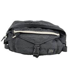 PORTER 3M fanny pack shoulder/bum bag (O/S, made in Japan)
