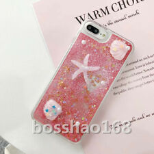 Starfish Dynamic Liquid Quicksand back Soft back Covers Cases For Huawei Phones