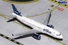 JetBlue Airbus A320 N537JT Hi Rise Livery Gemini Jets GJJBU1657 Scale 1:400
