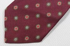 CAVI BY NICO men's wool&silk neck tie made in Italy