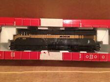 HO Atlas Monon GE U23B Diesel Locomotive #601 Does Not Run For Parts/Repair