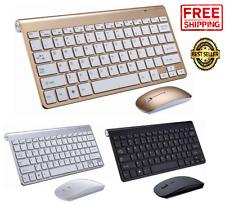 Wireless Keyboard Small Minimal Key Board Bluetooth With Mouse Mini Light