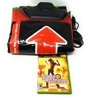 Original Microsoft Xbox Dance Dance Revolution DDR Konami Dance Pad w/Ultramix 3