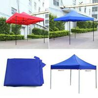 2.9M X 2.9M Garden Gazebo Tent Marquee Outdoor Waterproof Canopy Party Wedding
