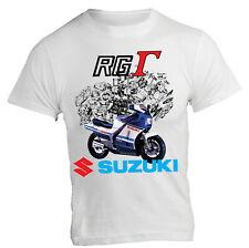 T-Shirt Suzuki Gamma 500 RG two stroke engine 70'S 80'S legend racing