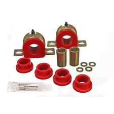 "Energy Suspension Sway Bar Bushing Kit 3.5180R; 1.250"" Front Red for Blazer"