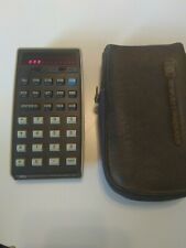 HP-21 Calculator vintage rare w/ case Nice condition tested working no corrosion