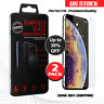 2-PACK For iPhone 11 Pro 8 7 6s Plus X Xs Max XR Tempered GLASS Screen Protector