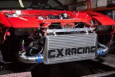 CX FMIC Intercooler Kit For 240SX S13 S14 S15 RB20 RB25 Fits Factory Turbo Black
