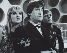 ANNEKE WILLS as Polly Wright - Doctor Who GENUINE AUTOGRAPH UACC (R16748)