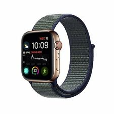 Apple Watch Sport Loop Band Series 1/2/3/4/Sport/Nike+ 42mm Midnight Fog NEW