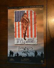 Sideshow Bayonets & Barbed Wire Series 3 US 5th Marine Infantry Regiment 1:6 New