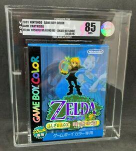 Nintendo Game Boy Color GBC The Legend of Zelda Oracle of Ages Japan NEW VGA 85