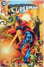 PLAYPRESS SUPERMAN N.71 1996