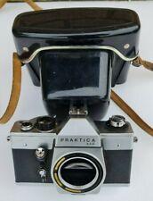 Praktica LLC Camera Body with Original Case in Very Good Condition
