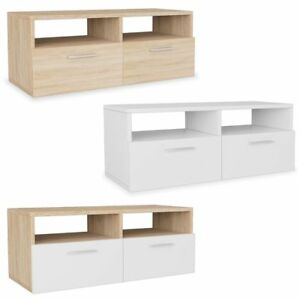 TV Cabinet Chipboard Display Home Storage Unit Stand Living Room Furniture New