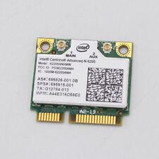 HP ProBook 6470b WLAN Karte Wireless Lan Intel Centrino Advanced N 6205