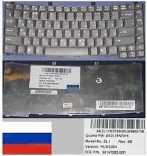 Tastiera Qwerty Russo ACER TravelMate TM2300 2300 ZL1 9J.N7082.40R AEZB2TN7010
