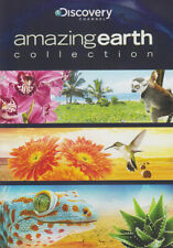 AMAZING EARTH COLLECTION (DISCOVERY CHANNEL) (DVD)