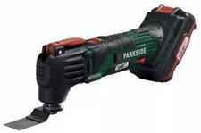 Parkside Cordless Multi-Purpose Tool 20V WITH BATTERY AND CHARGER