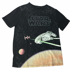 Disney Star Wars  Boys Longsleeve Top  NWT Size-M//7
