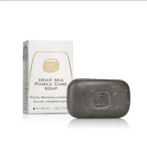 Luxury Kedma Dead Sea Pimple Care Soap Bar 125g Formulated for Acne Treatment