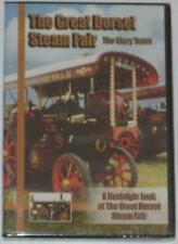 The Great Dorset Steam Fair - The Glory Years DVD (1986)  New