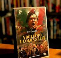 Vogliamo i colonnelli (1973) DVD COME NUOVO MARIO MONICELLI UGO TOGNAZZI
