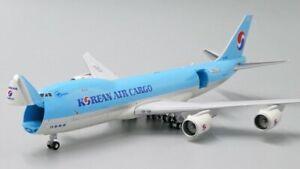 1:400 JC400 KOREAN AIR CARGO BOEING 747-8F INTERACTIVE HL7629