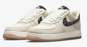Nike AIR FORCE 1 LOW PAISLEY DJ4631-200 Men US 6.5 - 12 Authentic